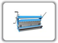 Combination of Shear, Brake and Roll Machine