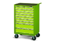11 Drawer High Mobile Cabinet