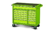 13 Drawer Long Mobile Cabinet