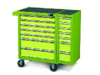 7 Drawer Mobile Cabinet w/side cabinet