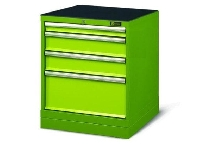 4 Drawer Heavy Load Tool Cabinet