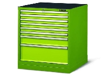 8 Drawer Heavy Load Tool Cabinet