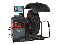 ELECTRONIC WHEEL BALANCER TECO 94